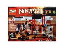Конструктор LEGO Ninjago 70591 Побег из тюрьмы Криптариум - 70591
