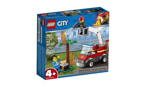 Конструктор LEGO City Пожарные: пожар на пикнике