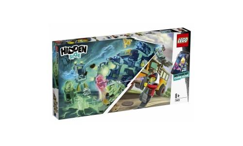 Конструктор LEGO Hidden Side Автобус охотников за паранормальными явлениями 3000