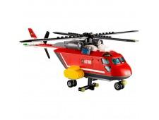 LEGO City 60108 Пожарная команда быстрого реагирования - 60108