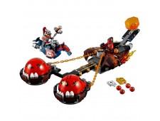 Конструктор Lego Безумная колесница Укротителя - 70314
