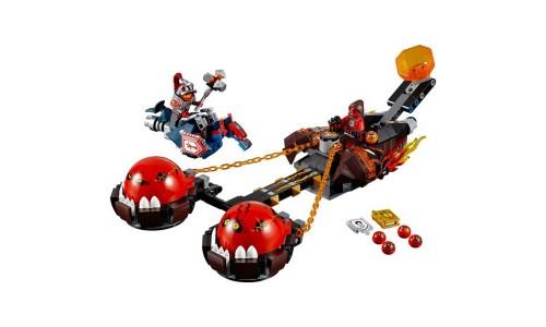 Конструктор Lego Безумная колесница Укротителя