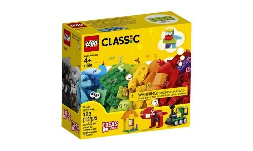 Конструктор LEGO classic «Модели из кубиков»