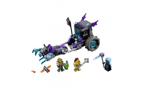 Конструктор LEGO Nexo Knights 70349 Мобильная тюрьма Руины
