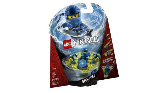 Конструктор LEGO Ninjago «Джей: мастер Кружитцу»