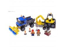Конструктор LEGO City 60152 Уборочная техника - 60152