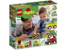 Конструктор LEGO DUPLO Мои первые машинки - 10886