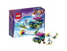 Конструктор LEGO Friends 41321 Горнолыжный курорт: внедорожник - 41321