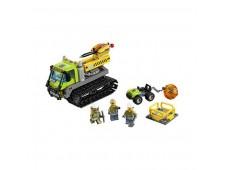 Конструктор LEGO City 60122 Вездеход исследователей вулканов - 60122