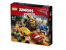 Конструктор LEGO Juniors 10744 Гонка Сумасшедшая восьмерка - 10744