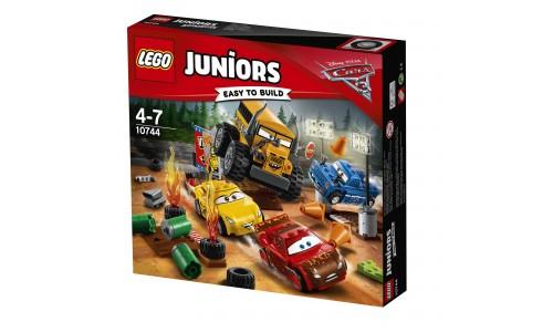 Конструктор LEGO Juniors 10744 Гонка Сумасшедшая восьмерка