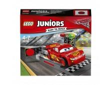 Конструктор LEGO Juniors 10730 Устройство для запуска Молнии МакКуина - 10730