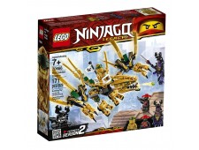 Конструктор LEGO Ninjago «Золотой Дракон» - 70666