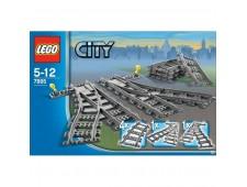 LEGO City 7895 Железнодорожные стрелки - 7895