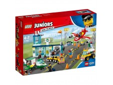 Конструктор LEGO Juniors Городской аэропорт - 10764