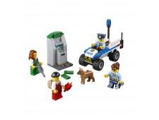 Конструктор LEGO City 60136 Набор для начинающих «Полиция» - 60136