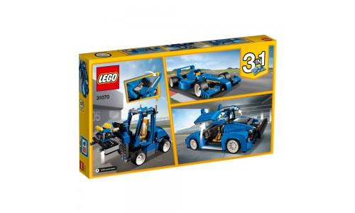 Конструктор LEGO Creator 31070 Гоночный автомобиль