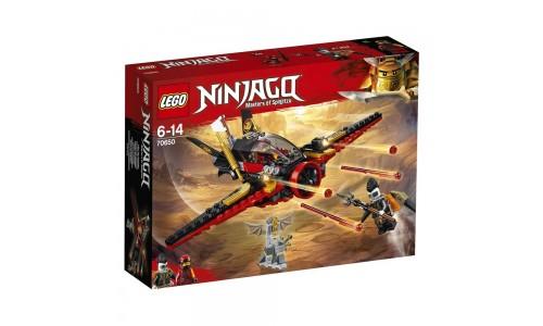 Конструктор LEGO NINJAGO Крыло судьбы