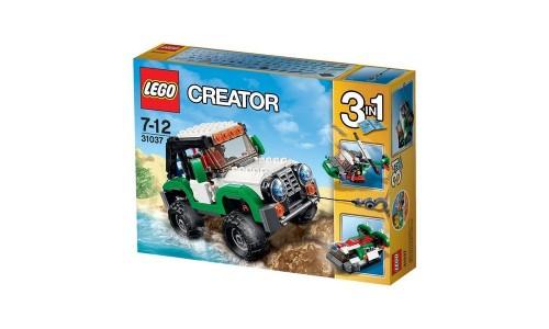 Lego Creator Внедорожники