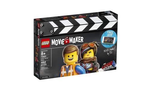 Конструктор LEGO Movie 2: Набор кинорежиссёра