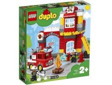 Конструктор LEGO DUPLO пожарное депо - 10903