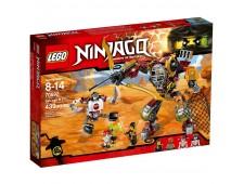 Конструктор LEGO Ninjago 70592 Робот-спасатель - 70592