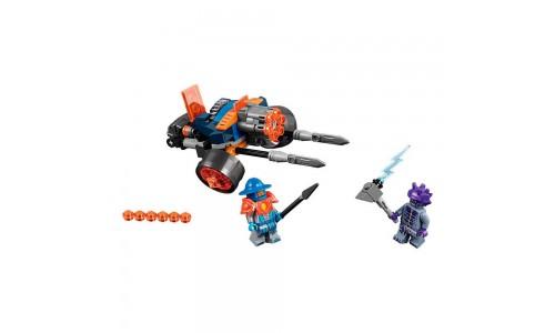 Конструктор LEGO Nexo Knights 70347 САУ королевской гвардии