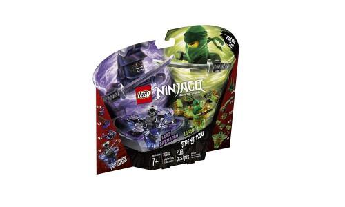 Конструктор LEGO Ninjago «Ллойд мастер Кружитцу против Гармадона»