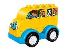 Конструктор LEGO Duplo 10851 Мой первый автобус - 10851
