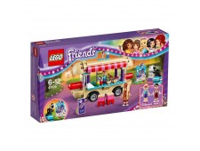Конструктор LEGO Friends 41129 Парк развлечений: фургон с хот-догами - 41129