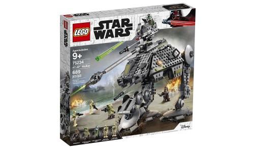 Конструктор LEGO Star Wars «Шагающий танк АТ-AP»