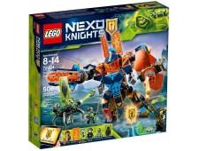 Конструктор LEGO Нексо Решающая битва роботов - 72004