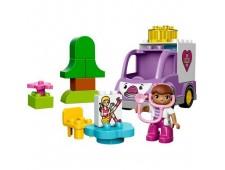 LEGO DUPLO 10605 «Скорая помощь Доктора Плюшевой» - 10605