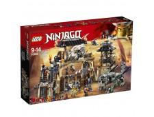 Конструктор LEGO NINJAGO Пещера драконов - 70655