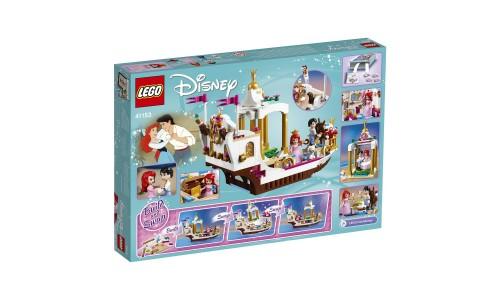 Конструктор LEGO Disney Princesses Королевский корабль Ариэль
