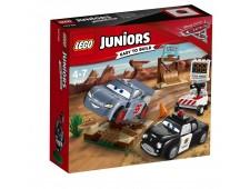 Конструктор LEGO Juniors 10742 Тренировочный полигон Вилли Бутта - 10742