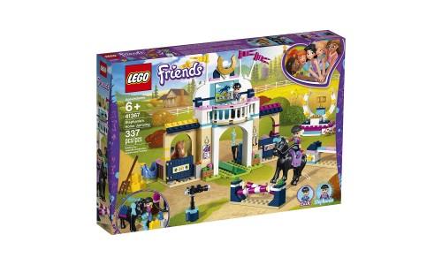 Конструктор LEGO Friends соревнования по конкуру