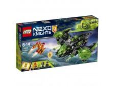 Конструктор LEGO Нексо Неистовый бомбардировщик - 72003
