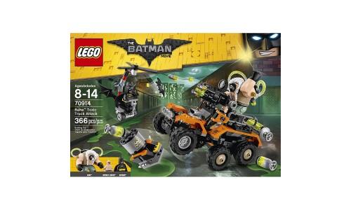 Конструктор LEGO Batman Movie 70914 Химическая атака Бэйна