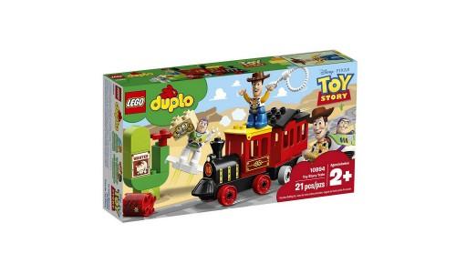 Конструктор LEGO DUPLO История игрушек Поезд История игрушек