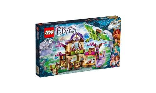 Конструктор Lego Elves Секретный рынок
