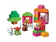 LEGO DUPLO 10571 «Лучшие друзья: курочка и кролик» - 10571