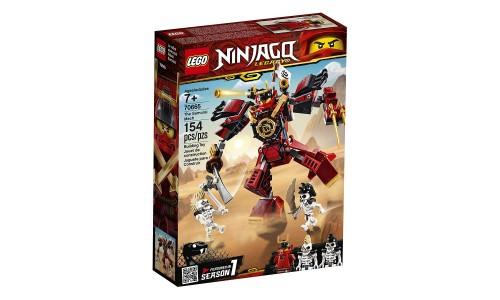 Конструктор LEGO Ninjago «Робот-самурай»