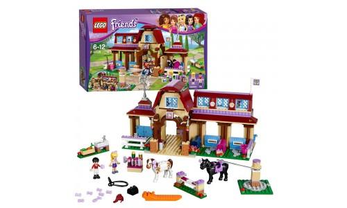 Конструктор LEGO Friends 41126 Клуб верховой езды