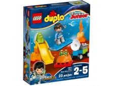 LEGO Duplo 10824 Космические приключения Майлза - 10824