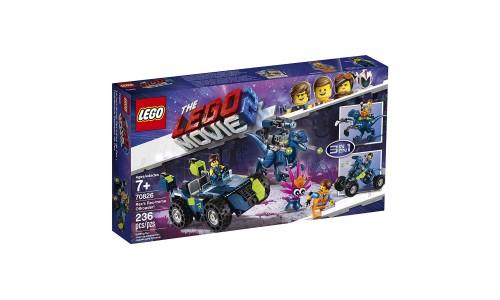 Конструктор LEGO Movie 2: Рэкстремальный внедорожник Рэкса!