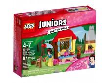 Конструктор LEGO Juniors 10738 Лесной домик Белоснежки - 10738