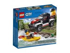 Конструктор LEGO City Сплав на байдарке - 60240