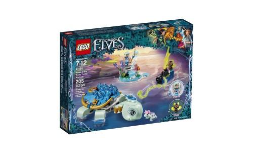 Конструктор LEGO Эльфы Засада Наиды и водяной черепахи