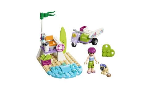 Конструктор LEGO Friends 41306 Пляжный скутер Мии